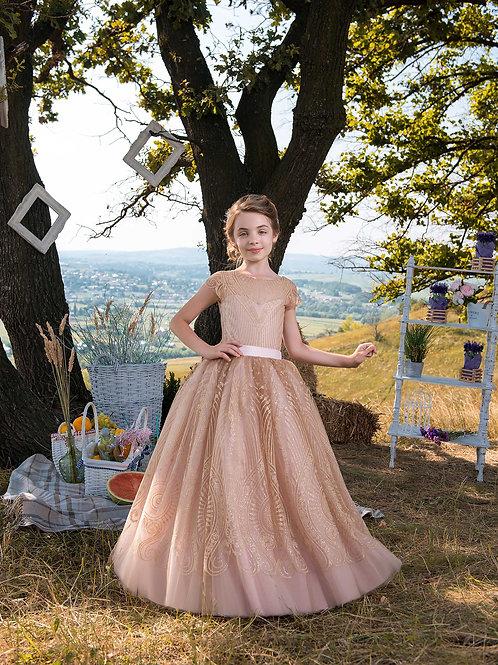 Vestido de Menina D 486