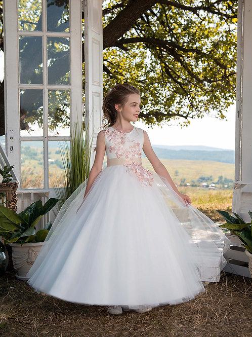Vestido de Menina D 454