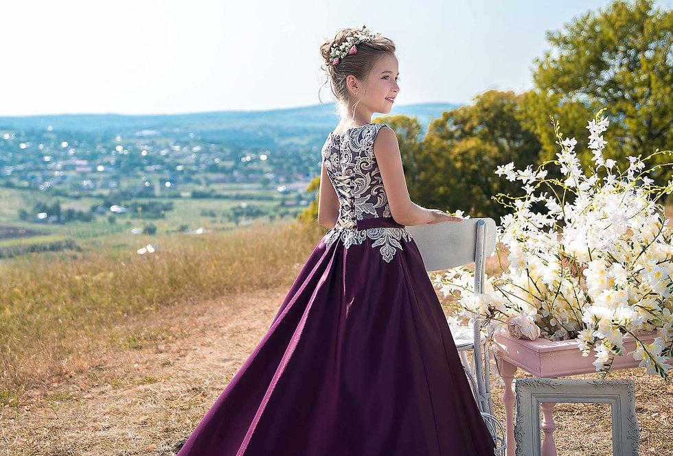 Vestido de Menina D 464