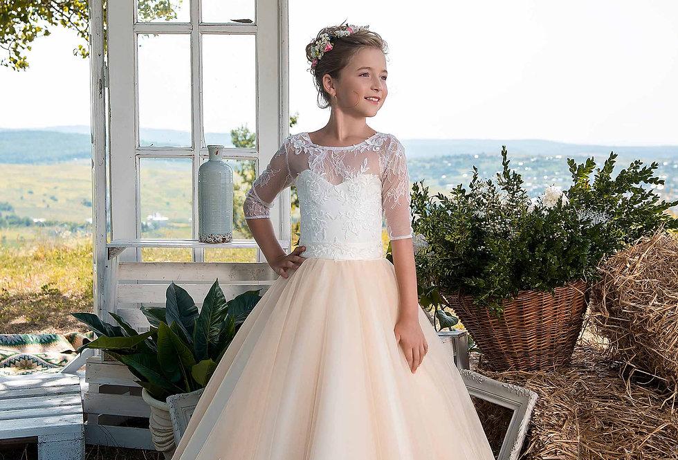 Vestido de Menina D491
