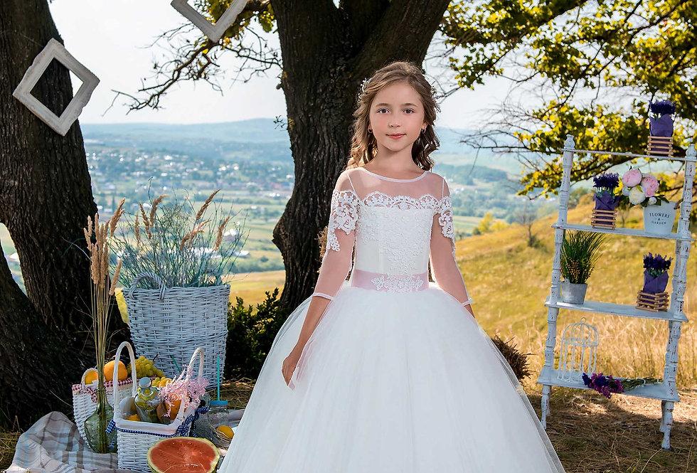 Vestido de Menina D 487