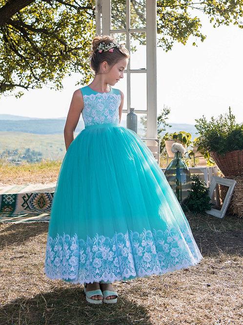 Vestido de Menina D459