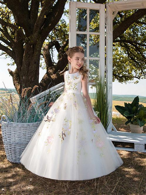 Vestido de Menina D506