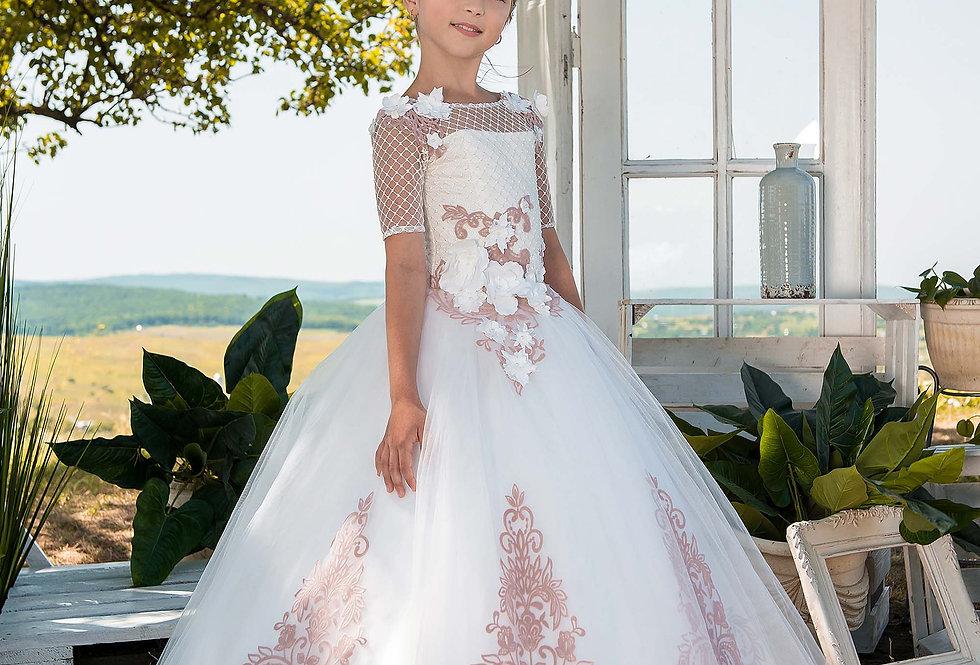 Vestido de Menina D 467