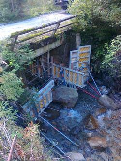 Brückenunterfangung_