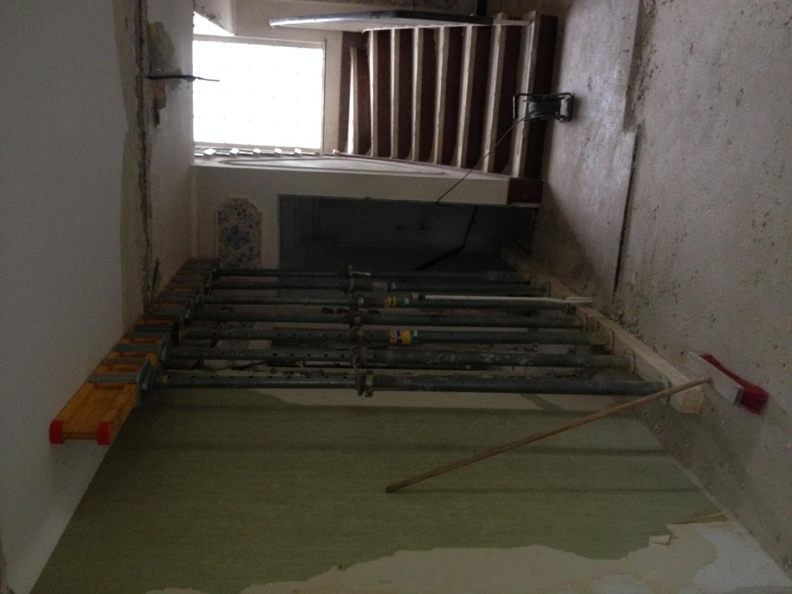 Sanierung Stiegenhaus