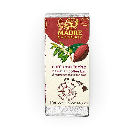 Coffee Bar, Cafe Con Leche (Madre Chocolate)
