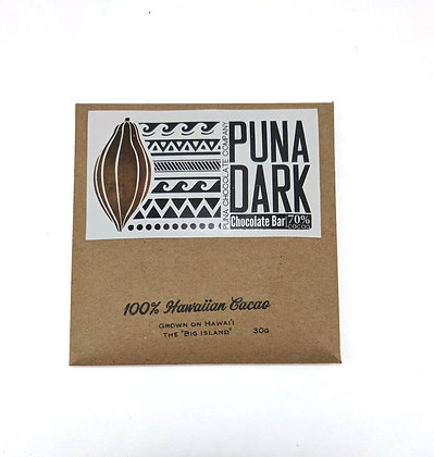 Chocolate Bar, Dark (Puna Chocolate Co.)