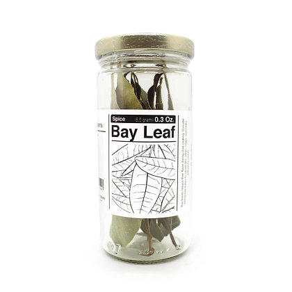 Spice, Bay Leaf (0.3 Oz.)