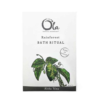Bath Ritual - Rainforest