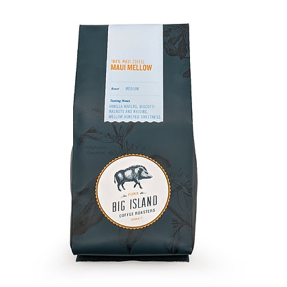 Coffee, Maui Mellow - Medium (Big Island Coffee Roasters)