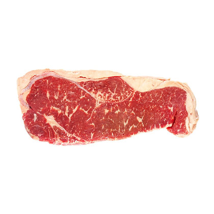 Beef, Steak New York Strip - 1 lb.