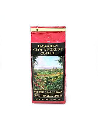 Coffee, Organic Hamakua Cloud Forest - Medium