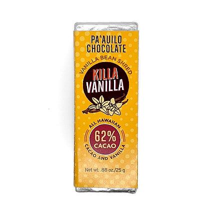 Chocolate Bar, Killa Vanilla 65% Dark