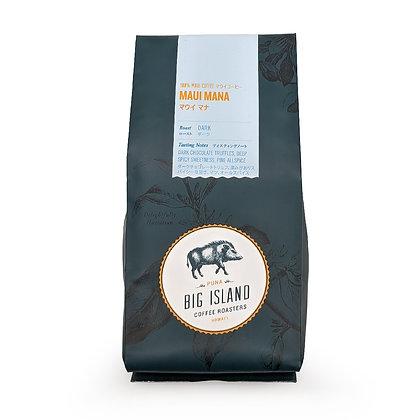 Coffee, Maui Mana - Dark (Big Island Coffee Roasters)