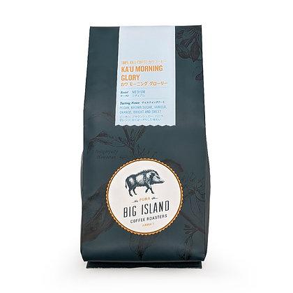 Coffee, Kau Morning Glory - Medium (Big Island Coffee Roasters)