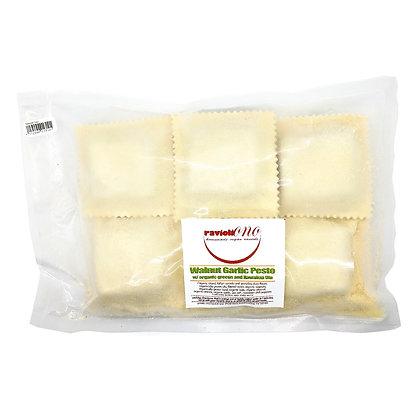 Ravioli, `Ulu Walnut Pesto