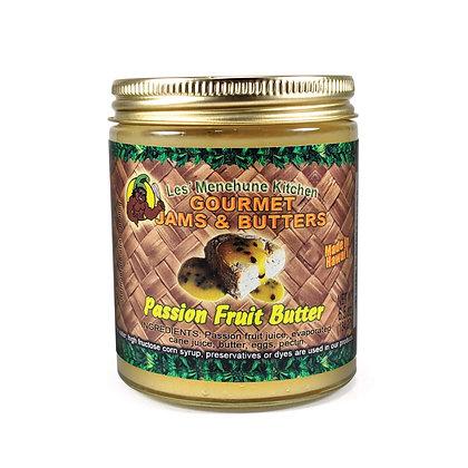 Passion Fruit Butter - Les' Menehune Kitchen