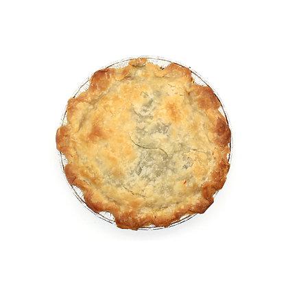 Pot Pie, Chicken Brie + Mushroom