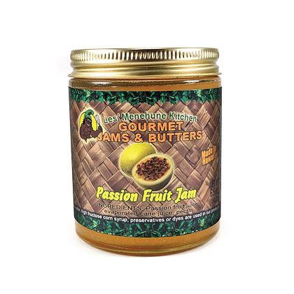 Passion Fruit Jam - Les' Menehune Kitchen