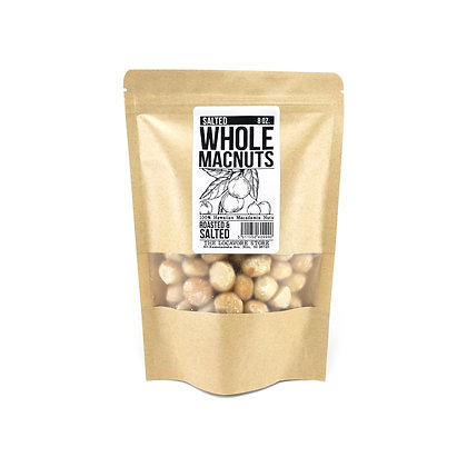 Macadamia Nuts (8 oz)