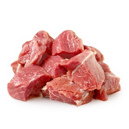 Beef, Stew Meat - 1 lb.