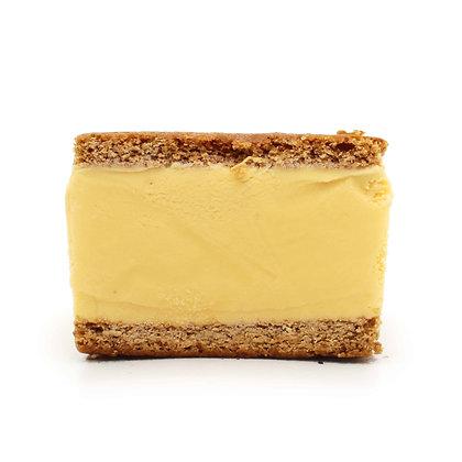 Ice Cream Sandwich, Lilikoi Cheesecake (Dairy-Free)