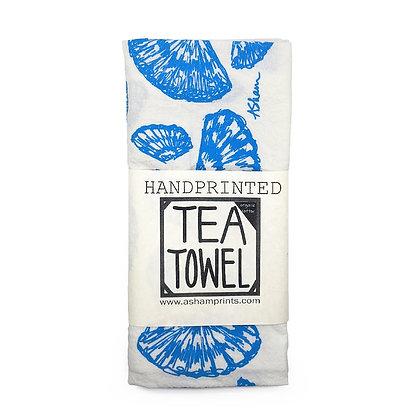 "Tea Towel, Cotton ""Opihi"" (A. Sham)"