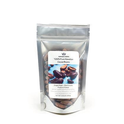 Cacao Beans (3 oz)