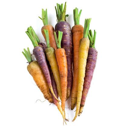Carrots, Red - 1 lb.