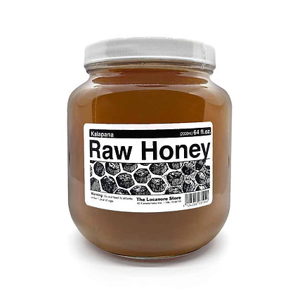 Honey, Raw Kalapana (64 oz)