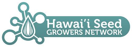 Hawaii seed growers network logo