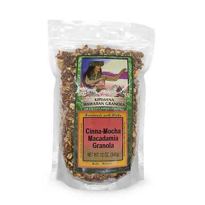 Granola, Cinnamon-Mocha