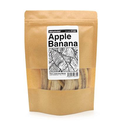 Dried Fruit, Apple Banana (4 oz)