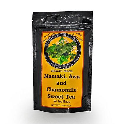 Tea, Mamaki, Awa & Chamomile