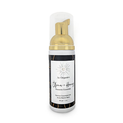 Foaming Cleanser, ʻŌlena + Honey
