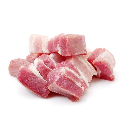 Pork, Chopped - 1 lb.