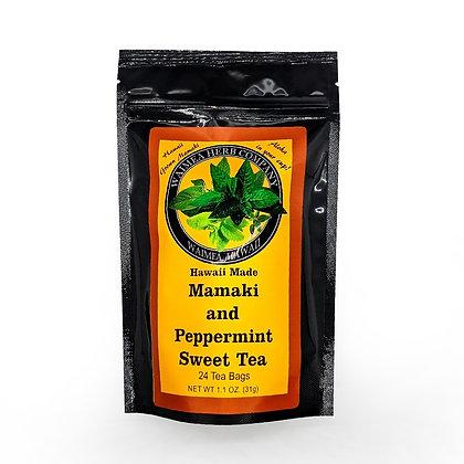 Tea, Mamaki & Peppermint