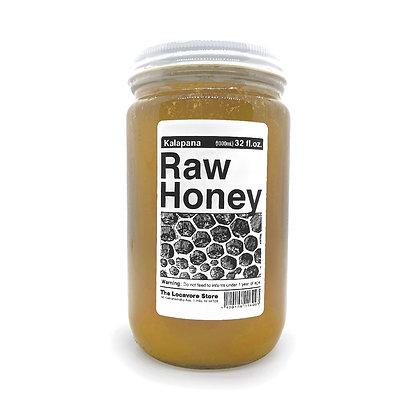 Honey, Raw Kalapana (32 oz)