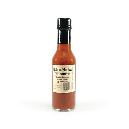Hot Sauce, Hubba Hubba Habanero (Sweet Cane Cafe)