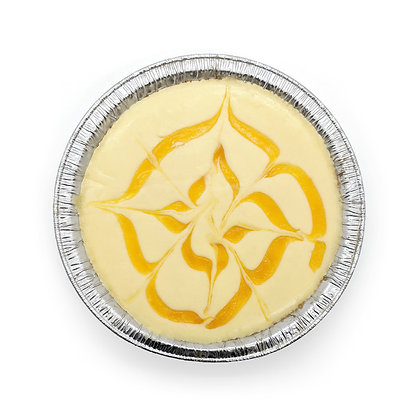 """Cheesecake, Lilikoi - 4.5"""""""
