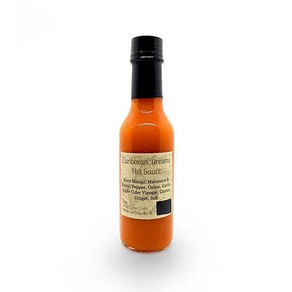 Hot Sauce, Mango Caribbean Dreams (Sweet Cane Cafe)
