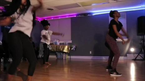 Live Class a Fusion Dance Workshop
