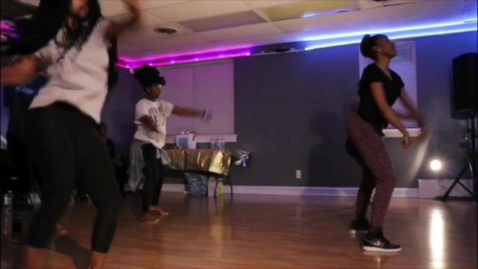 Live Class a Fusion Dance Workshop