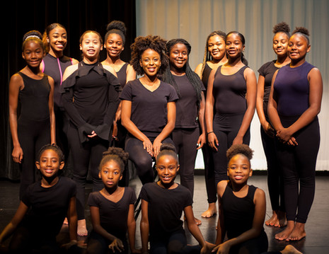 Summer Dance Intensive 2018 Sponsored by the Stars Foundation