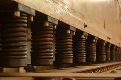 Potong besi Matra Upaya Tangguh fabrikasi steel fabrication cilegon workshop cutting bending rolling tekuk