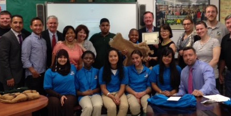Go Green Sustainability Challenge for Schools!