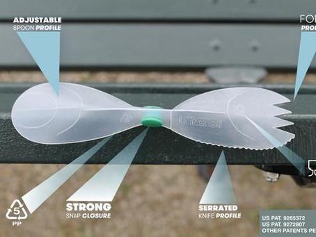 ECO-HERO: A BROOKLYN INVENTOR'S SOLUTION TO SINGLE-USE PLASTICS