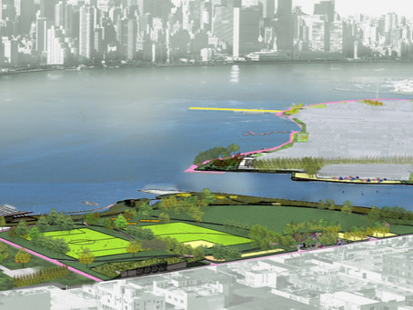 BUSHWICK INLET PARK: FROM INDUSTRIAL WASTELAND TO INNOVATIVE GREEN SPACE