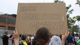"What does ""going green"" mean to Neighbors Allied for Good Growth (NAG)?"